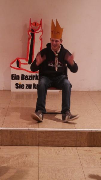 Hannes war auch da...